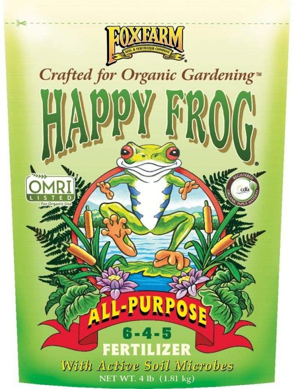 Happy Frog Organic Fertilizer